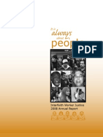 InterFairth Worker Justice, 2008 Annual Report