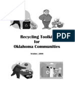 Recycling Toolkit for Oklahoma Communities