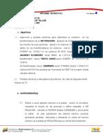 INFORME DE PEQUIVEN FALLA POR CORTE DE SERVICIO