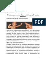 Documento Reflejos primitivos de la teoria a la practica