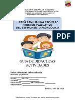 Guia pedagogica de primer grado
