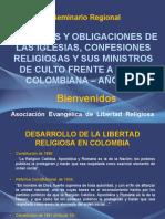 1. PRESENTACION SEMINARIO DR. SAMUEL DÍAZ