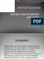 Potentization