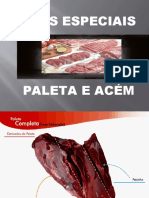 Cortes Especiais Paleta e Acém