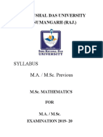 Msc pre Mathematics 2019-20.docx