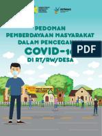 BUKU PEDOMAN  RT RW Pencegahan COVID.pdf