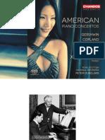 Digital Booklet - American Piano Con