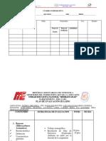 Planificacion Quimica Lapso III 3ero, 4to y 5to..