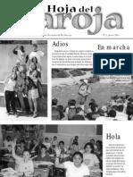 La Hoja Del Baroja 5-2001