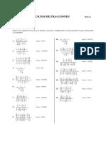 castillos de fracciones 2