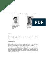 Artigo - Caracterização dinâmica das bancadas principais do Estádio Algarve
