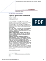 Folha de S.Paulo - István Jancsó (1938-2010)_ Professor húngaro que deu a vida à universidade - 24_03_2010