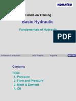 Fundamantals of Hydraulic