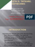SUPERSTRUCTURE sp