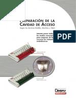 PREPARACION DE CAVIDAD ENDODONTICO PDF