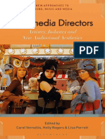 (New Approaches to Sound, Music, and Media) Carol Vernallis_ Holly Rogers_ Lisa Perrott - Transmedia Directors_ Artistry, Industry and New Audiovisual Aesthetics-Bloomsbury Academic (2020).pdf
