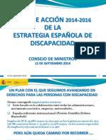 PLAN DE ACCI+ôN 2014-2016