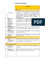 Company Brief Submission Guideline (English)