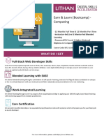 Earn&Learn(Bootcamp)-Computing 6903 Brochure