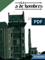 La fabrica de hombres y otros relatos - Oskar Panizza.pdf