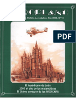 Revista Aeroplano número 18 del año 2000