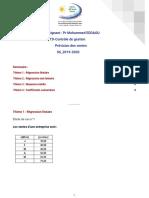 2.TD CG Prévision Des Ventes