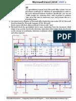 OAT - Unit 2 (A)  - Spreadsheet Software.pdf