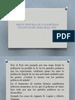 BREVE HISTORIA DE LOS PARTIDOS POLITICOS DEL PERU.pptx