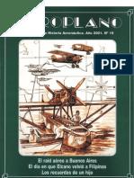 Revista Aeroplano número 19 del año 2001