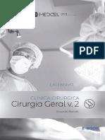 Cirurgia Geral Vol. 2 - 2020