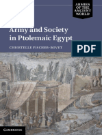 (Armies of the Ancient World) Christelle Fischer-Bovet-Army and Society in Ptolemaic Egypt-Cambridge University Press (2014)