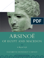 (Women in Antiquity) Elizabeth Donnelly Carney - Arsinoë of Egypt and Macedon_ A Royal Life-Oxford University Press, USA (2013)