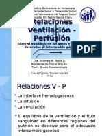 relacion ventilacion perusion