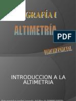 TOPOGRAFÍA I-III