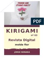 003 Revista Digital - molde flor
