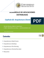 02_Arquitectura Cliente-Serividor