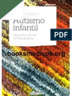 Autismo Infantil Una Clinica desde el Psicoanalisis