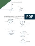 Sketching Simple Paraboloids