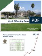 MINERIA Y DESARROLLO en Caj