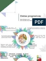 Dietas intrahospitalarias