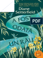 Diane Setterfield - A fost o dată un rau