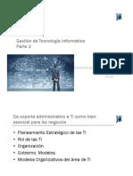 2019 Clase 13-14 - Gestion de IT - parte 2 - v3 (1)