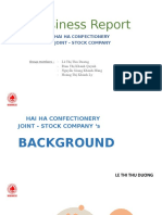 ML Report