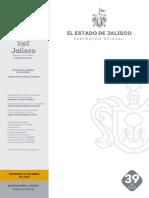 Acuerdo Medidas COVID-19 en Jalisco | 190420