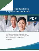 legal handbook canada