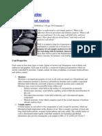 Understanding Coal Analysis