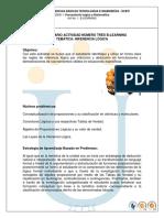 Solucionario Actividad 3 B-LEARNING LEYES DE INFERENCIA