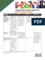 SGS Detergents Household Care Intl Standards A4 EN 13 V1