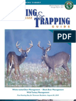 Hunt Guide 2010