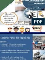 PESTES Y PANDEMIAS EN LA HISTORIA DE LA HUMANIDAD.pptx